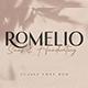 Romelio - Font Duo - GraphicRiver Item for Sale
