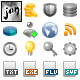 71 Interface Icons Pack - GraphicRiver Item for Sale