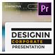 Designin Corporate Presentation – Premiere Pro - VideoHive Item for Sale