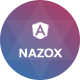 Nazox - Angular 10 Admin & Dashboard Template - ThemeForest Item for Sale