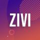Zivi - Contemporary Creative Agency Theme - ThemeForest Item for Sale