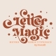 Letter Magic - GraphicRiver Item for Sale