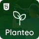 Planteo - Gardening and Landscaping HTML5 Template - ThemeForest Item for Sale