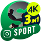 Sport Soccer Promo - VideoHive Item for Sale