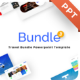 Travel Bundle Powerpoint Presentation Template Fully Animated - GraphicRiver Item for Sale