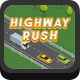 Highway Rush - HTML5 Game - CodeCanyon Item for Sale