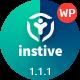 Instive - Insurance WordPress Theme - ThemeForest Item for Sale