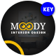 Moody Interior Keynote Template - GraphicRiver Item for Sale