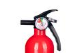 Fire extinguisher valve on white - PhotoDune Item for Sale