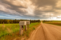 Dirt road in the Great Plains - PhotoDune Item for Sale