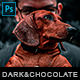 Dark & Chocolate - Photoshop Actions - GraphicRiver Item for Sale
