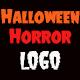 Halloween Horror Logo