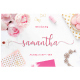 Samantha - GraphicRiver Item for Sale