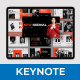 New Normal Keynote Template - GraphicRiver Item for Sale