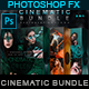 Cinematic Bundle - Photoshop Actions - GraphicRiver Item for Sale