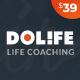 Dolife – Coaching WordPress Theme - ThemeForest Item for Sale