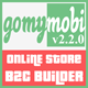 gomymobiBSB v2.3.2: B2C Site & Store Builder - Element Builder, Paypal, Stripe, Authorize, RTL, Chat - CodeCanyon Item for Sale