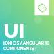 Mikky | Ionic 5 / Angular 10 UI Theme / Template App | Multipurpose Starter App - CodeCanyon Item for Sale