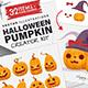 Halloween Pumpkin Creator Kit - GraphicRiver Item for Sale