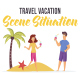 Travel vacation - Scene Situation - VideoHive Item for Sale