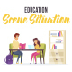 Education - Scene Situation - VideoHive Item for Sale
