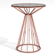 Wire Table - 3DOcean Item for Sale