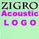 Intro Acoustic Logo Background - AudioJungle Item for Sale