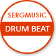Percussion Drums Logo - AudioJungle Item for Sale
