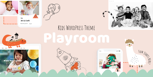 Playroom - Kids Theme