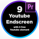 Youtube End Screens 9+5 - VideoHive Item for Sale