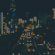 Urban City Background Atmosphere