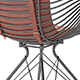 Wire Chair Leather Seat - 3DOcean Item for Sale