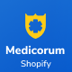 Medicorum - Shopify Template for Medical Stores - ThemeForest Item for Sale