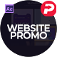 Website Presentation I - Light Theme - VideoHive Item for Sale