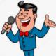 Announcer Saying Great Nice Job