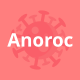 Anoroc - Coronavirus Awareness Elementor Template Kit - ThemeForest Item for Sale