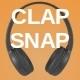 Claps Percussion Intro Logo