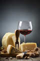 Wine and cheese - PhotoDune Item for Sale