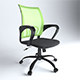Office Armchair Mesh - 3DOcean Item for Sale