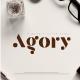 Agory - GraphicRiver Item for Sale