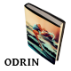 Odrin - Book Selling WordPress Theme for Writers - ThemeForest Item for Sale