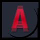 Stylish Positive Logo Ident