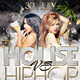 House VS Hip Hop Flyer Party Template - GraphicRiver Item for Sale