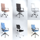 Office chair set - 3DOcean Item for Sale