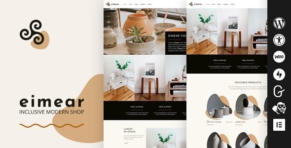 Eimear - Inclusive WooCommerce WordPress Theme