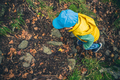 Little boy hiking in mountains - PhotoDune Item for Sale