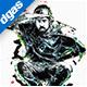 Trash Polka - Photoshop Action - GraphicRiver Item for Sale