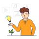 Businessman Get Ideas - GraphicRiver Item for Sale
