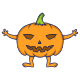 Halloween Pumpkins Monster - GraphicRiver Item for Sale