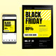 Black Friday Sale Template Set - GraphicRiver Item for Sale